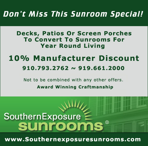 Southern Exposure Sunrooms